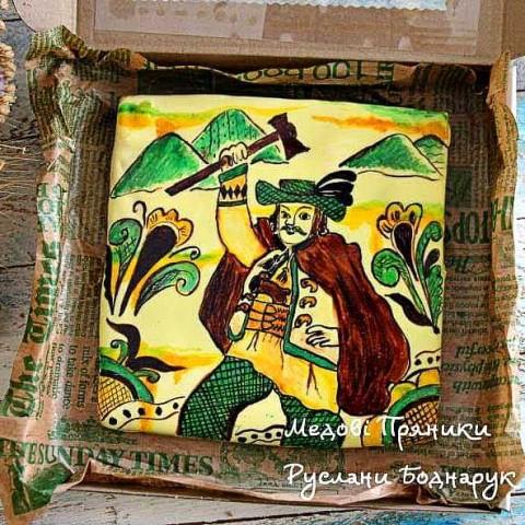 косівська кераміка, пряники Україна, етно пряники , купити пряники