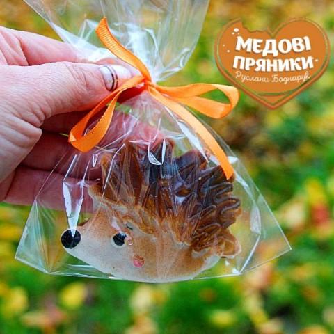"""1 вересня, пряники першокласникам, Пряник """"Їжачок"""", 00504, купити замовити"""