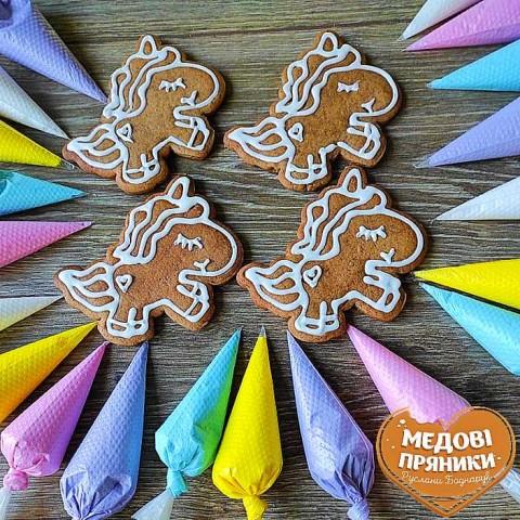 подарок,прянична розмальовка для дітей, творчі пряники з глазур'ю, подарунок, зроби сам, на день народження, купити пряники київ
