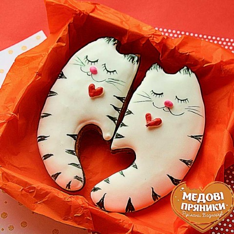 Закохані Мур-котики