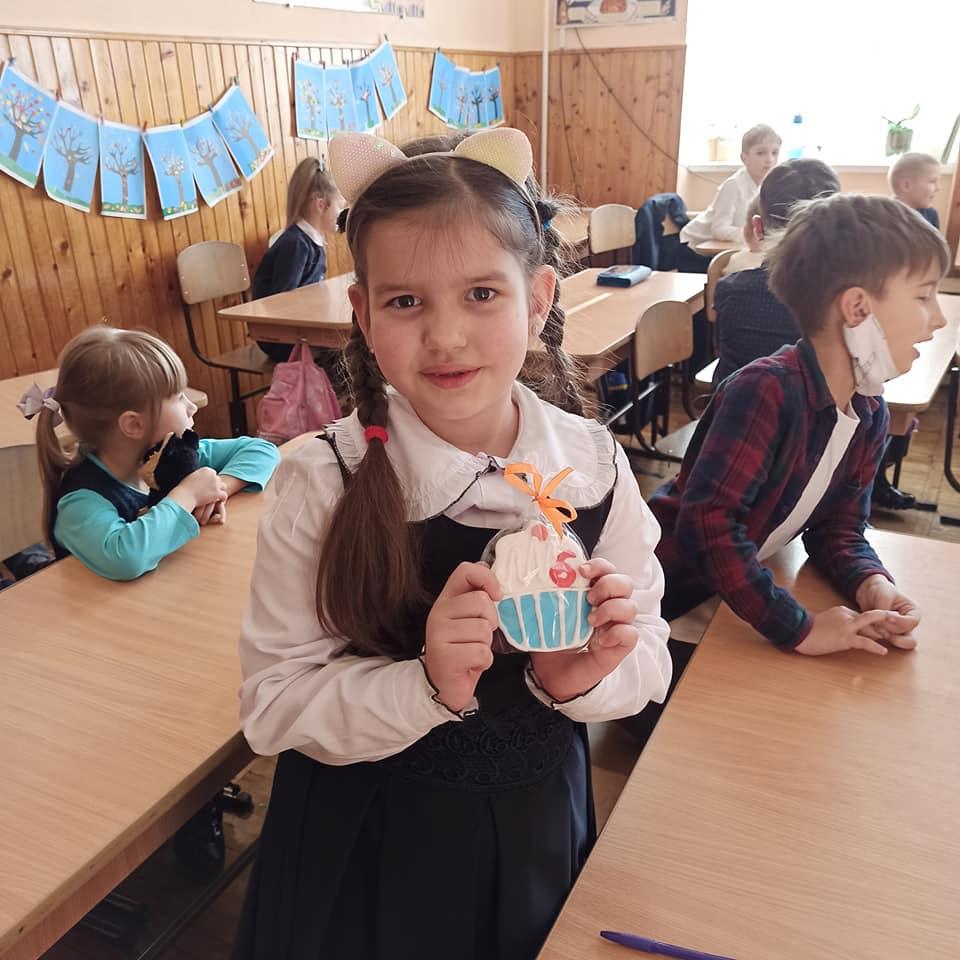 пряники кекси в школу отзыв