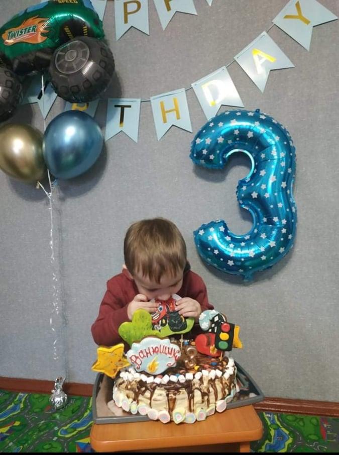 отзывпро пряники на торт для хлопчика