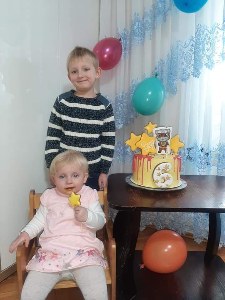 пряники для дітей на торт отзыв
