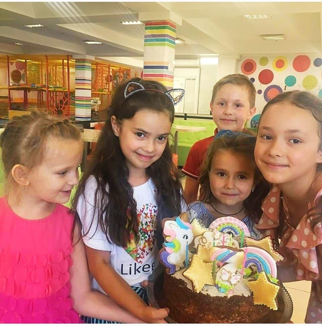 пряники єдиноріг для дівчинки на день народження отзыв