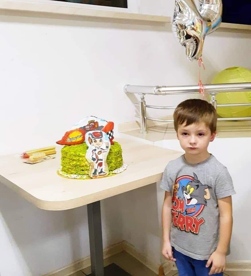 отзыв про пряники хлопчику торт день народження