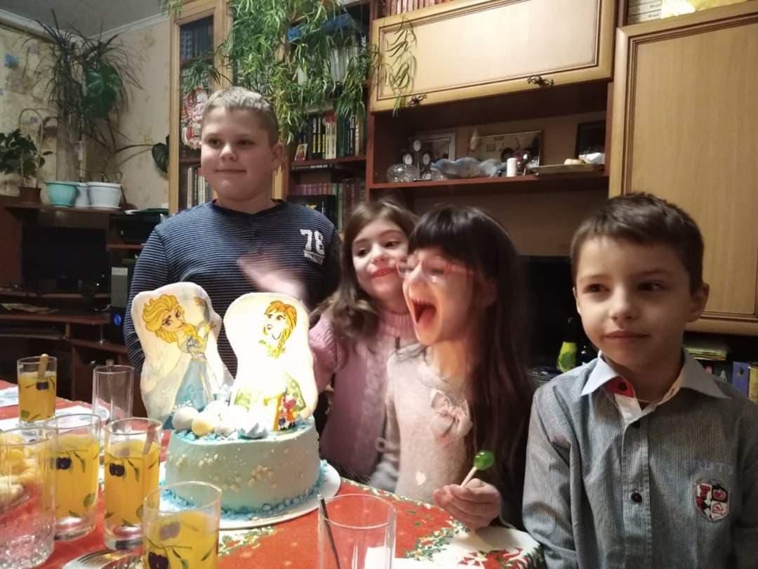 пряники в торт на день народження отзыв дівчачі